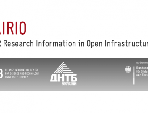 "Серия воркшопов ""FAIR Research Information in Open Infrastructures"""