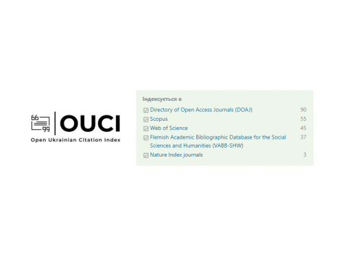New OUCI search filters