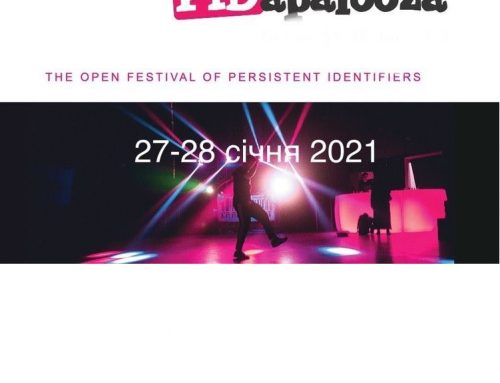 PIDapalooza 2021 – The Open Festival of Persistent Identifiers