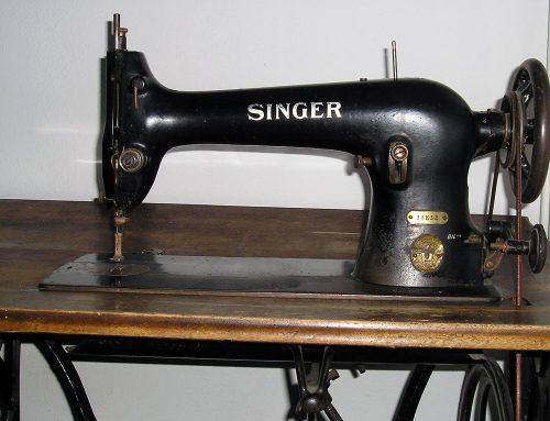 """Створення і розвиток легендарного бренду """"Singer"""""""